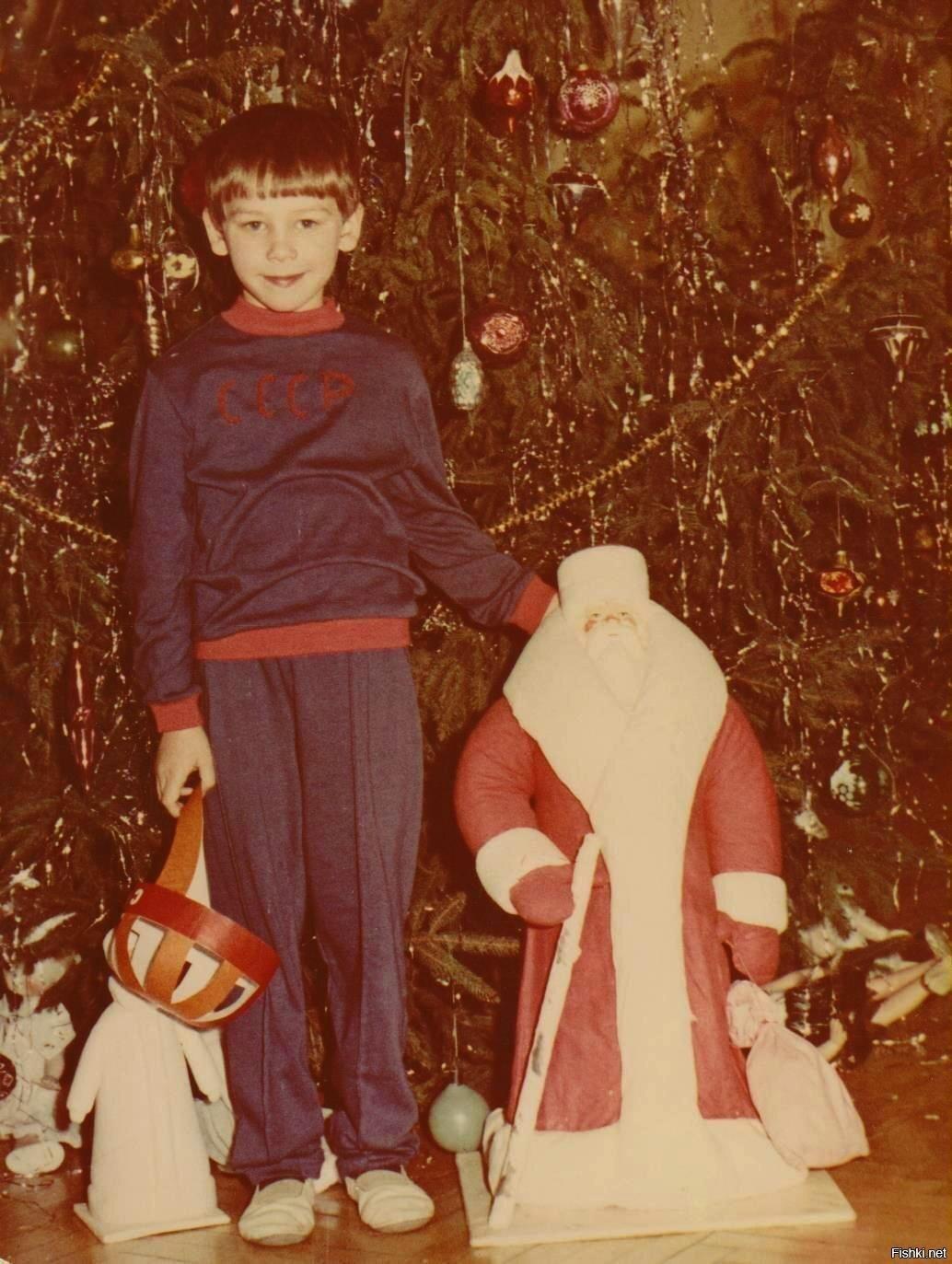 Когда-то и я был на Новый год космонавтом