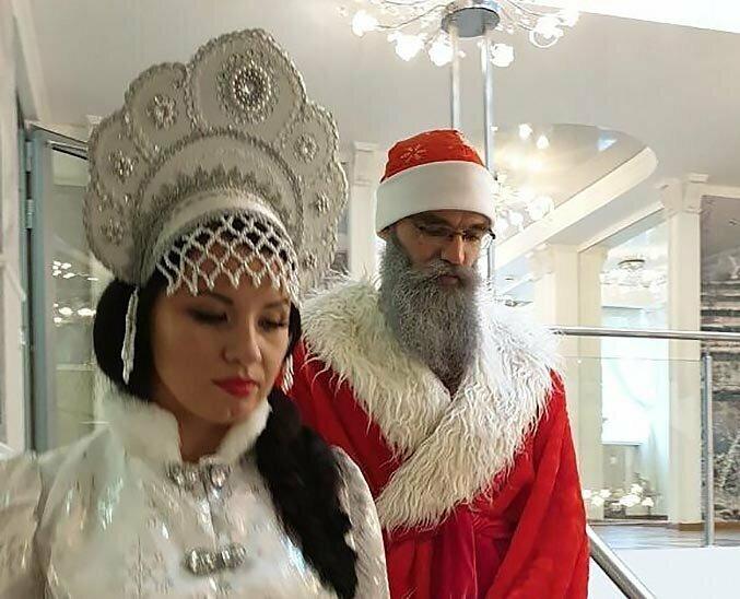 Деду Морозу не разрешили красиво жениться на Снегурочке