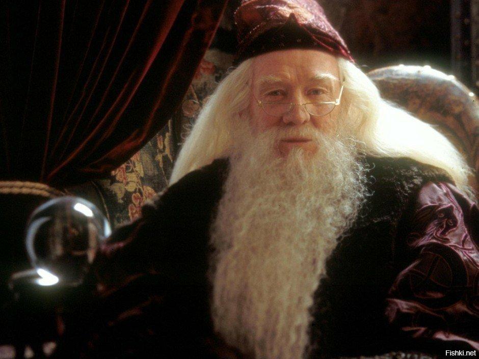 """Ричард Харрис в фильмах: """"Гарри Поттер"""", """"Гладиатор"""""""