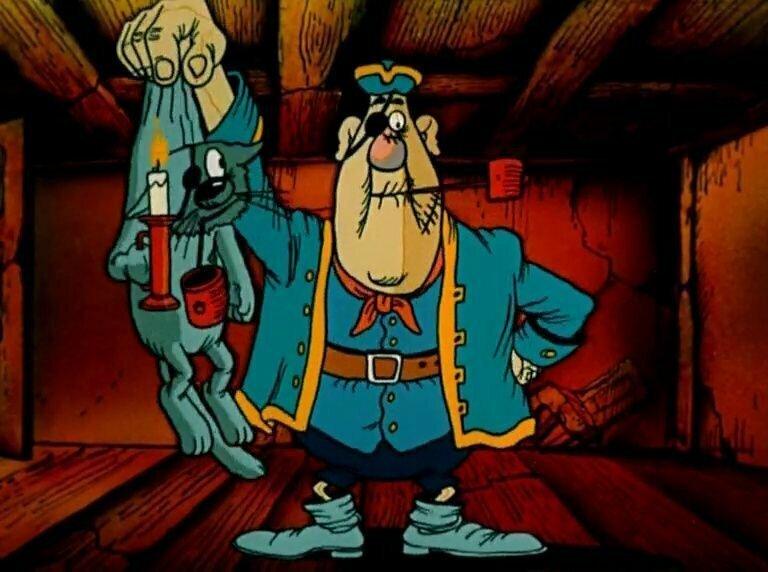 """Пираты и джентльмены """"Острова сокровищ"""""""