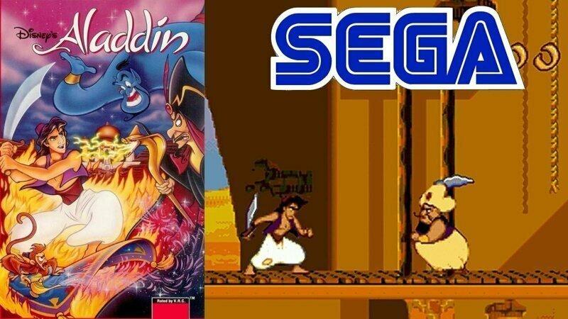 Disney`s Aladdin. Об игре, мультфильме и идеи создания