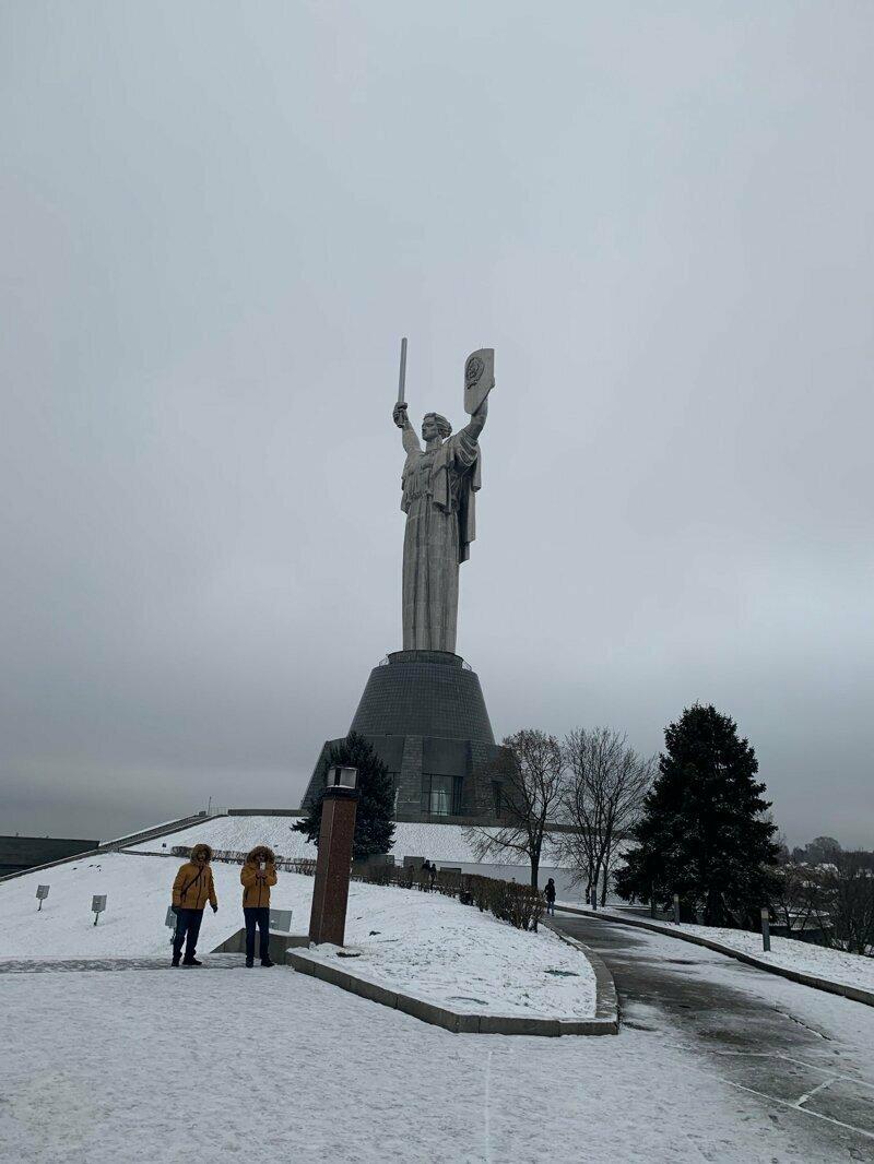НГ в Киеве