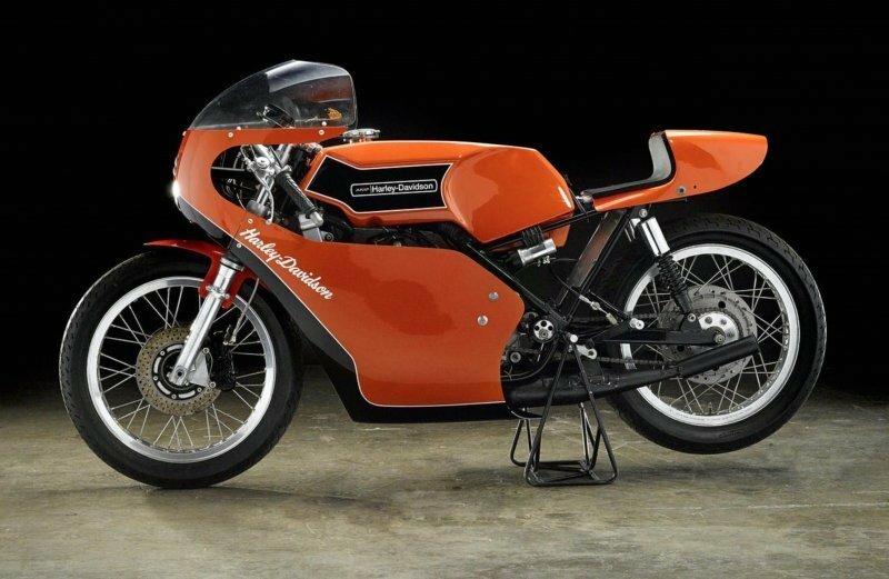 Гоночный мотоцикл Harley-Davidson RR350: сложно поверить, но это – «Харлей»