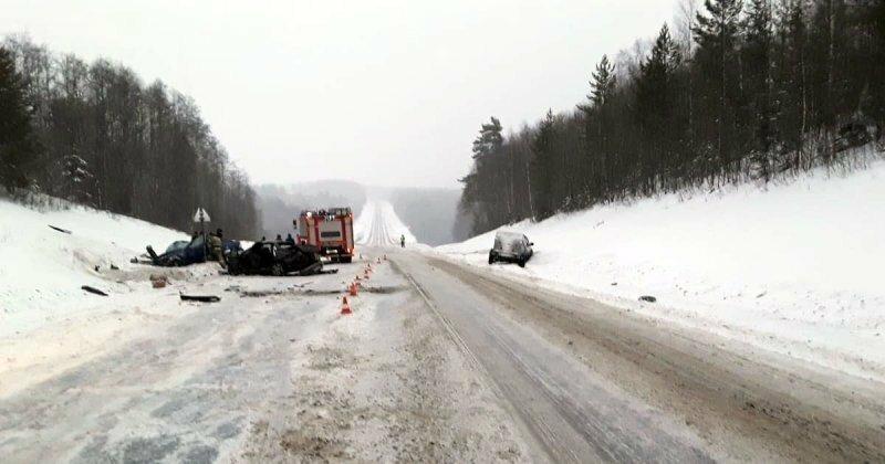 Авария дня. Две женщины погибли в Вологодской области