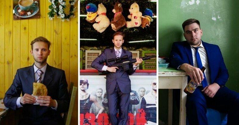Самарский фотограф наглядно показал: как стать успешным