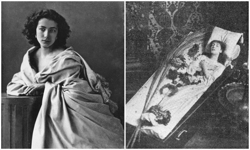 Сара Бернар: великая актриса своего времени и королева эпатажа