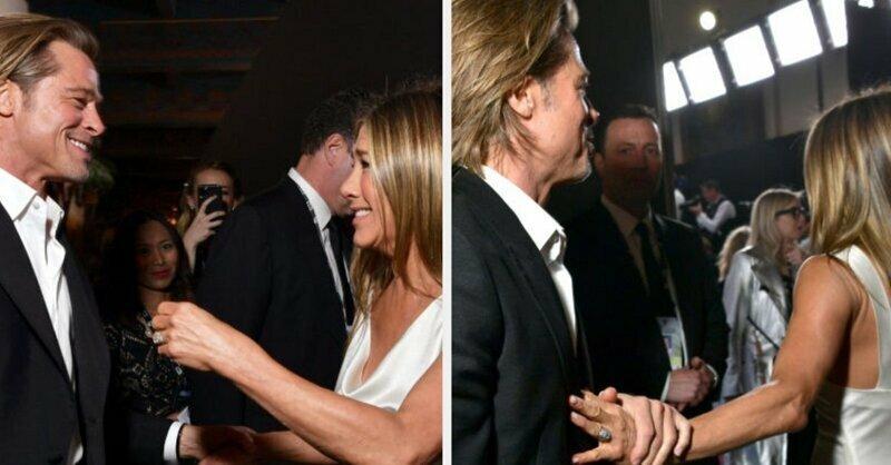 Брэд Питт и Дженнифер Энистон: старая любовь вспыхнула вновь?