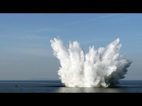 Подборка различных взрывов