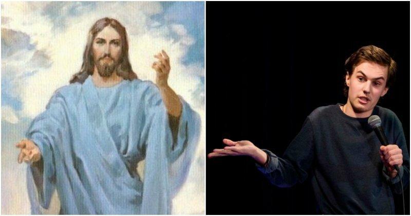 Комику Долгополову пришлось сбежать из страны из-за шутки про Иисуса