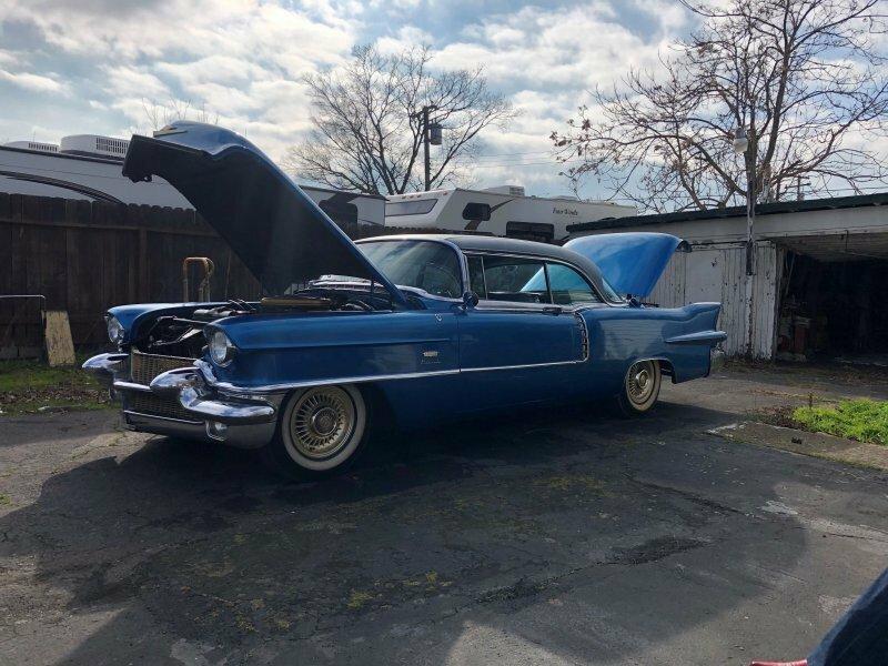 Злоумышленники вернули 106-летнему американцу,  угнанный классический Cadillac Eldorado