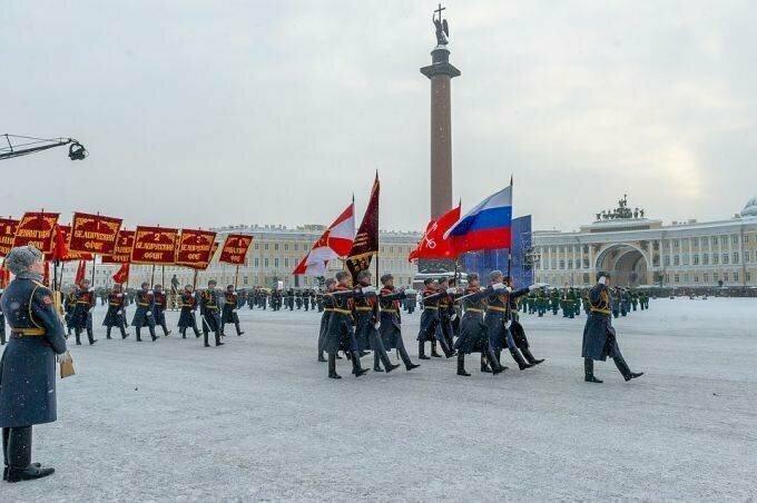 27 января в Санкт-Петербурге пройдут памятные мероприятия в честь снятия блокады