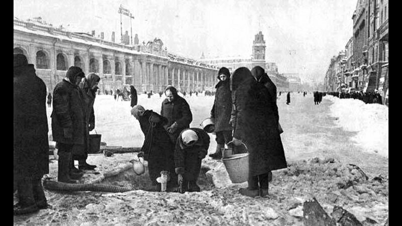 27 января в Петербурге отметят 76-летие со дня освобождения Ленинграда от фашистов