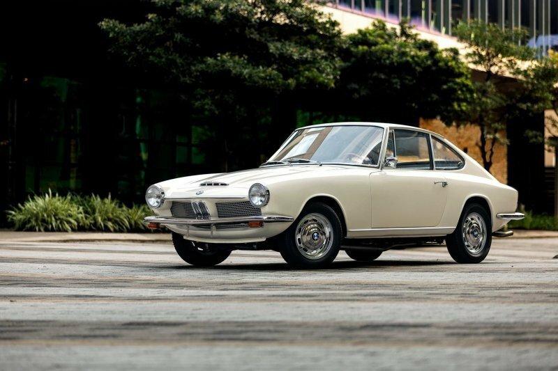 BMW 1600 GT 1967-1968 — Приемный ребенок в семье BMW