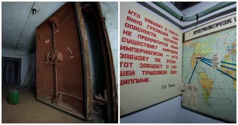 На Урале диггеры нашли нетронутый секретный бункер