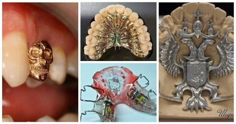 Стоматологи шутят: такого вы точно еще не видели