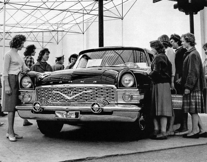 Советский автомобиль мечты: правда и мифы о «Чайке»