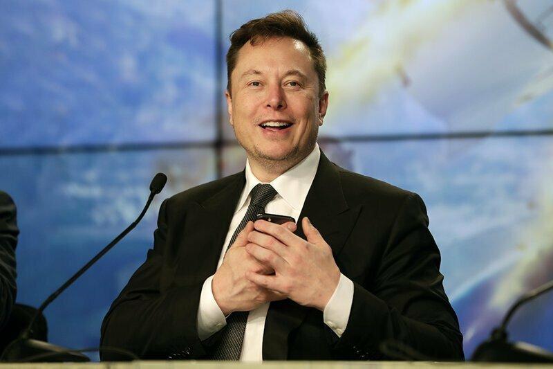 Илон Маск разбогател за час на 2,3 миллиарда долларов