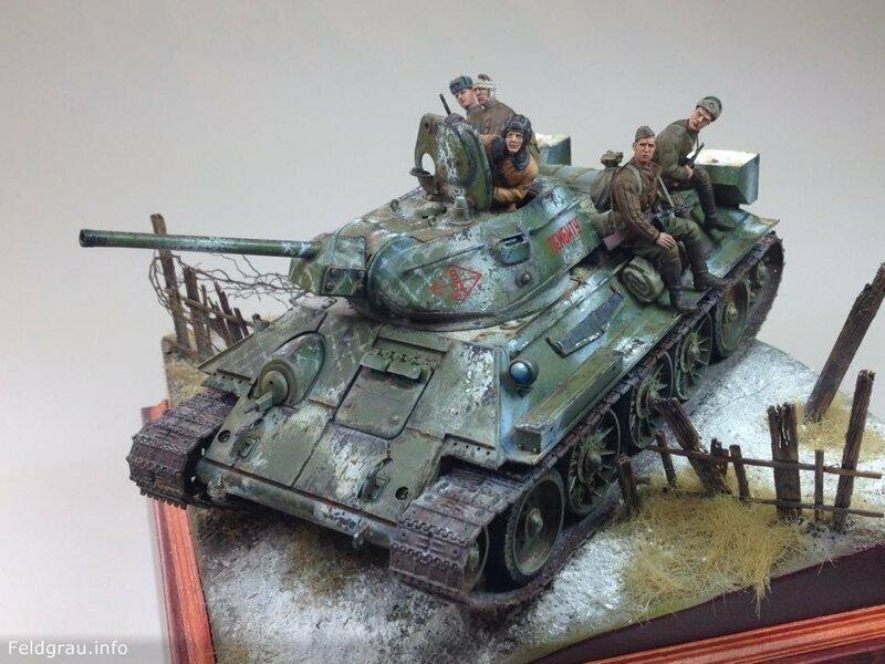 Подборка военно-исторических миниатюр