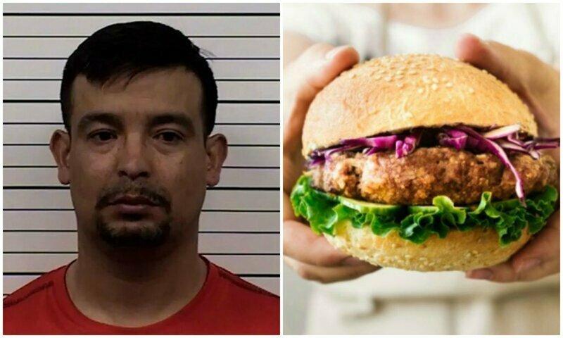 Американца подловили на попытке оплатить услуги проститутки бургером