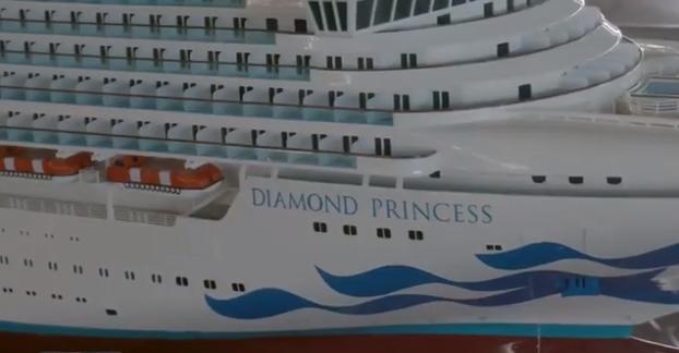 «На Титанике с коронавирусом»: 3.7 тыс. пассажиров круизного лайнера оказались в изоляции