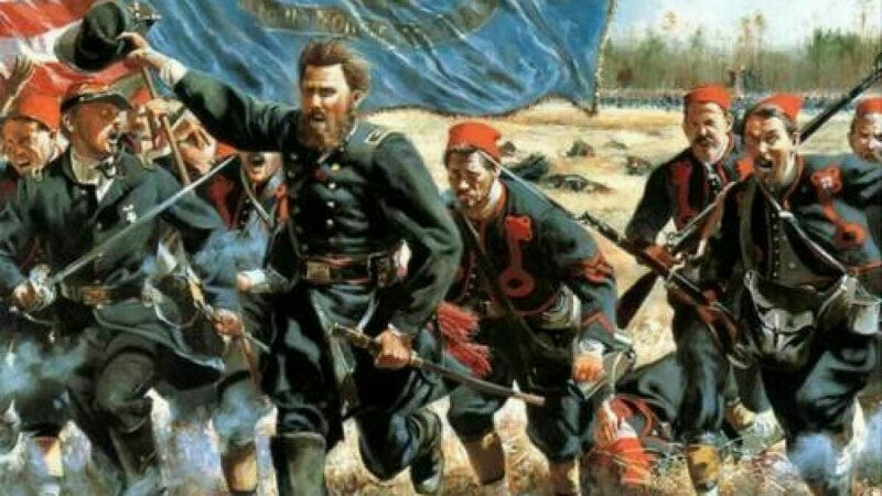 Донской казак Иван Турчанинов – национальный герой США