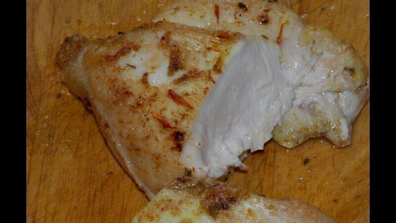 как пожарить сочное куриное филе