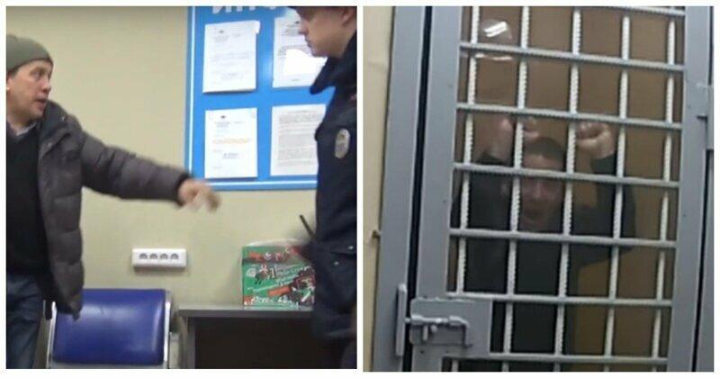 Вахтовик устроил в новосибирском аэропорту дебош и угодил за решетку