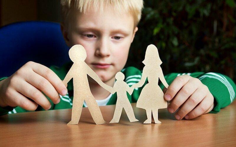 Путин подписал закон о праве детей на жилье после развода родителей