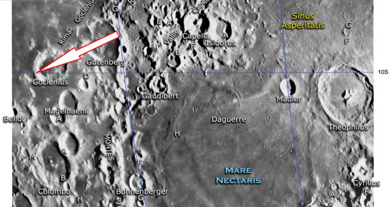 Неопознанные объекты продолжают полеты на Луне