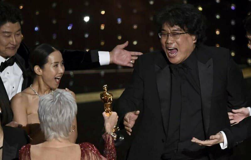 Красная дорожка «Оскар-2020»