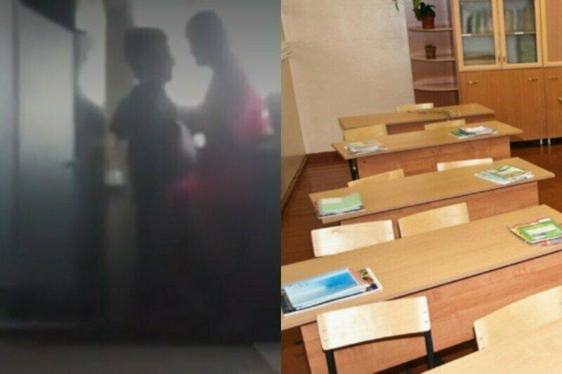 После откровенного видео со школьником астраханская учительница уволилась по собственному желанию