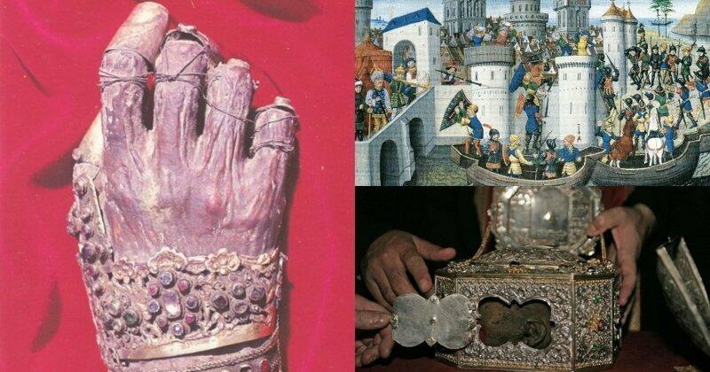 10 мощных историй о рынке реликвий и святынь