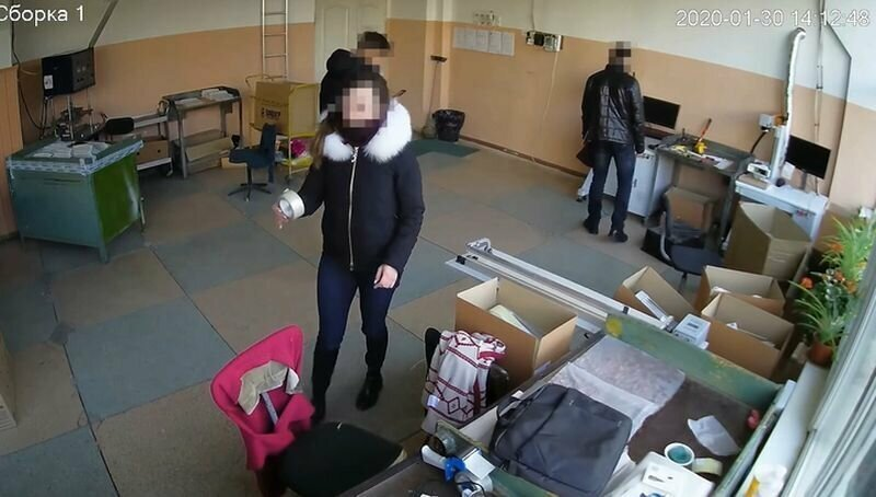 Одесские полицейские украли несколько вещей во время обыска