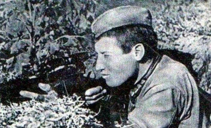 О советских героях ВОВ среди немцев ходили легенды