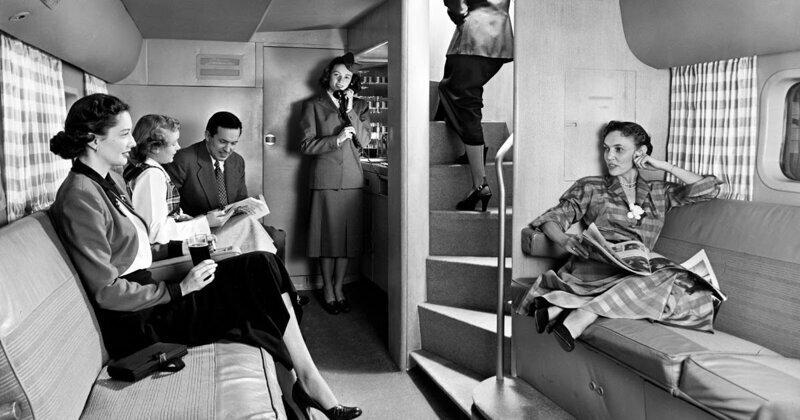 Как выглядел самый большой пассажирский самолет в мире?