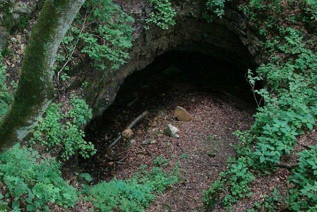 28 часов: узник пещеры Натти Патти