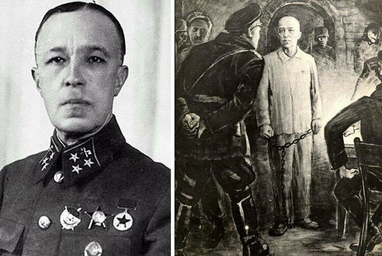 18 февраля 1945 года фашистами был зверски убит генерал Карбышев