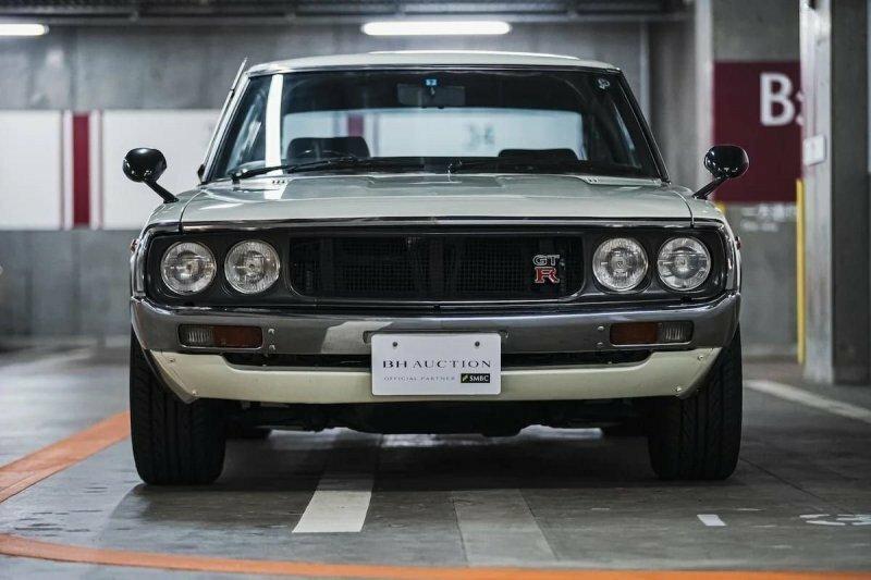 Nissan Skyline 2000 GT-R «Kenmeri» — Один из самых редких и дорогих японских олдтаймеров