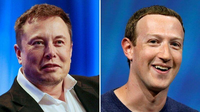 Илон Маск против Facebook, Джереми Кларксона и своих подписчиков. С кем ругается отец Tesla?