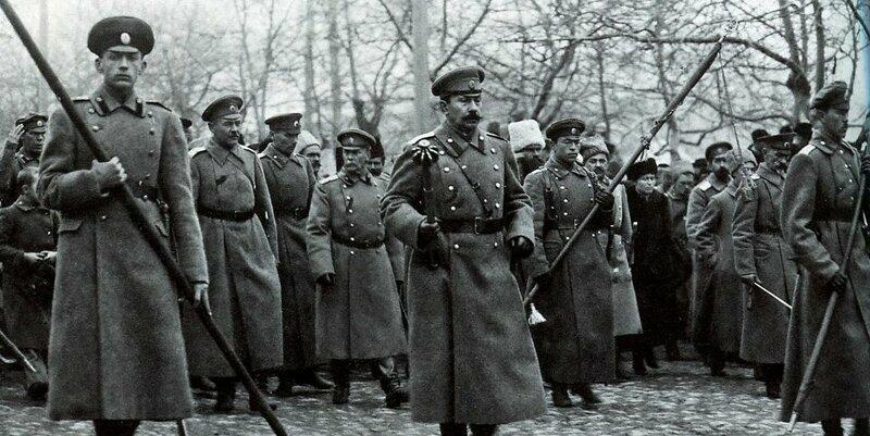 Могла ли Белая армия победить в Гражданской войне