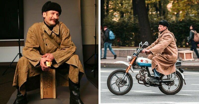 Дмитрий Сидоркевич —  почтальон из мультсериала «Простоквашино»