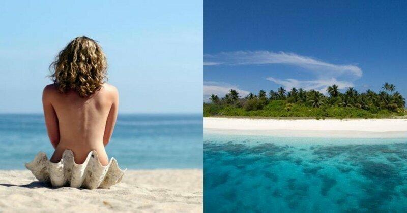 Назван лучший в мире пляж для нудистов