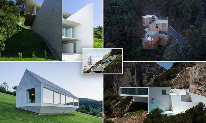 Самые невероятные дома в мире