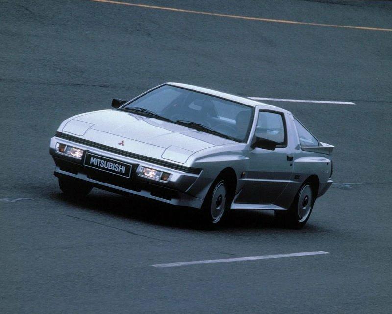 Mitsubishi Starion — Потерянный и забытый
