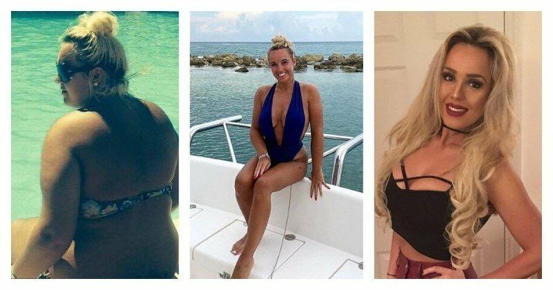 Британка похудела и стала Мисс Великобритания 2020