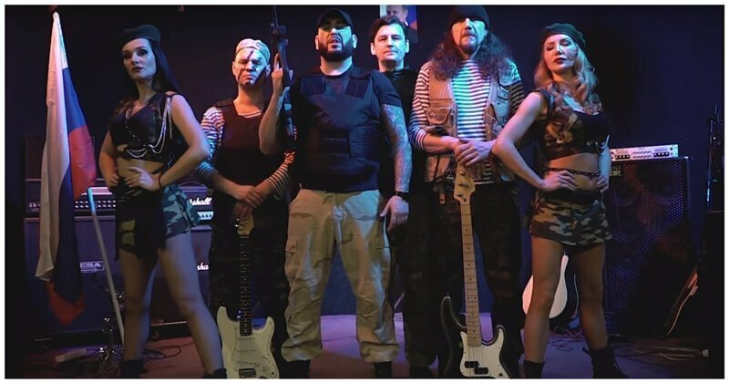 Евровижен наш: патриотичная песня для «Евровидения» от «Рабфак»