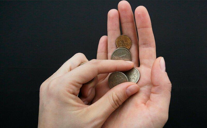 В России в 2019 году подделали монету номиналом в 1 рубль