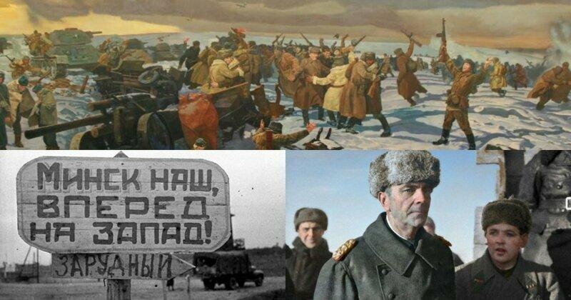 Тест по событиям Великой Отечественной войны
