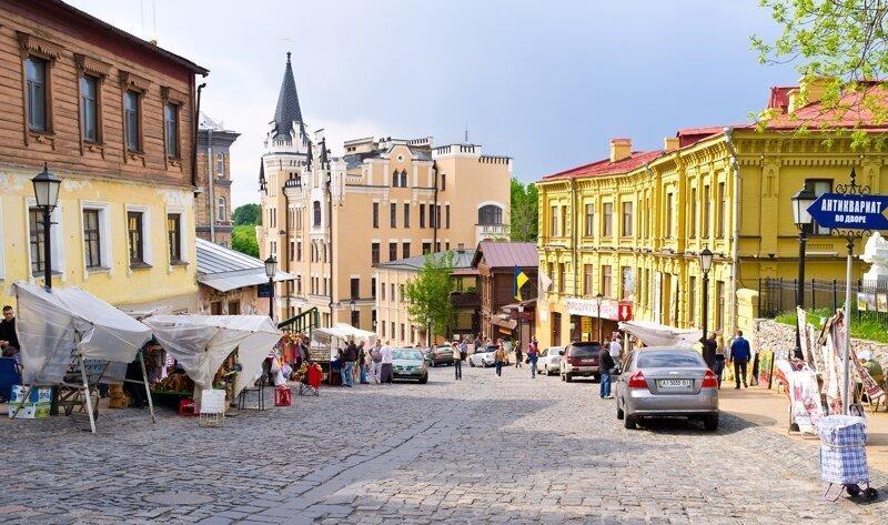 Подборка красивейших мест Киева