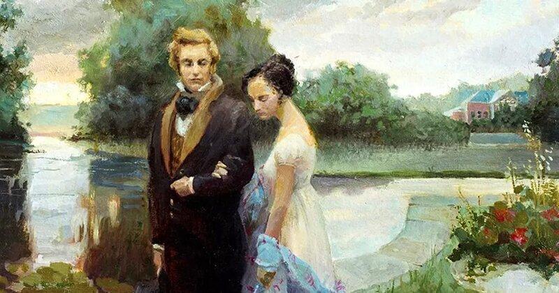 Искренняя, вечная, безответная: почему в финале романа Татьяна отвергла любовь Онегина?